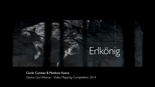Erlkönig demo title screen