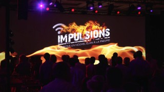 Impulsions Flame Logo Alt