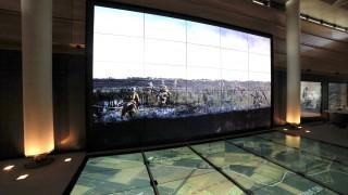 SJMC Vidémus Watchout - mur vidéo