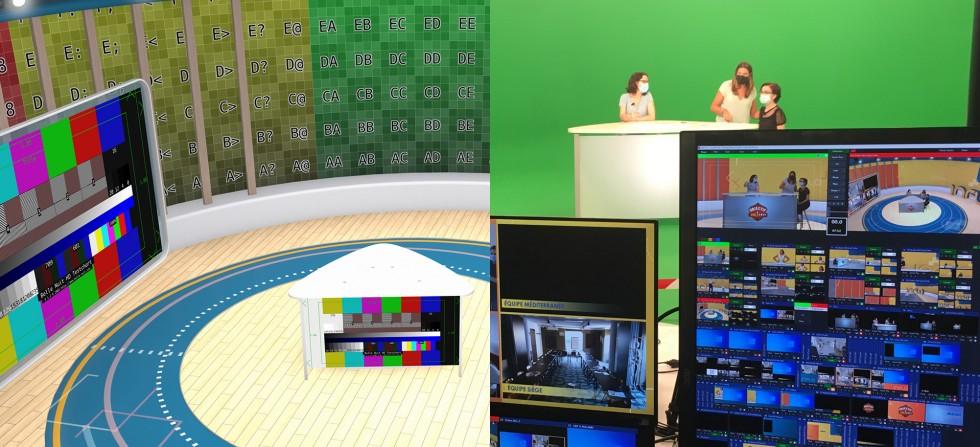 Virtual Studio Setup