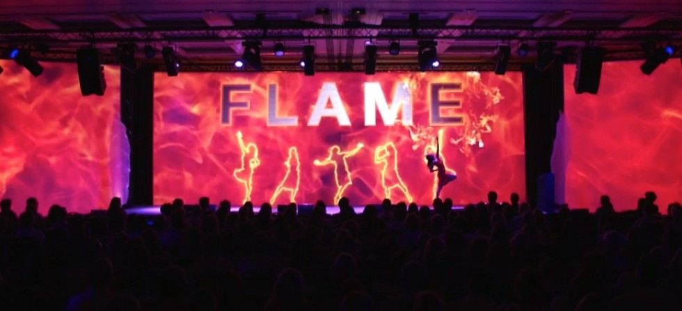Impulsions Flame Show